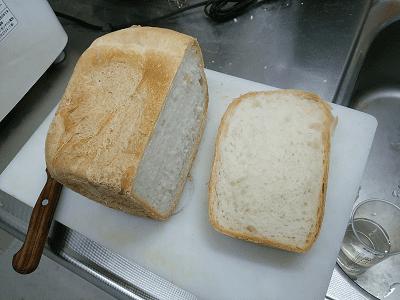 自分で焼いたパン