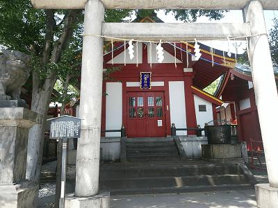 小船町 八雲神社