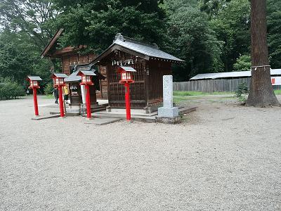 鷲宮神社(八坂神社)