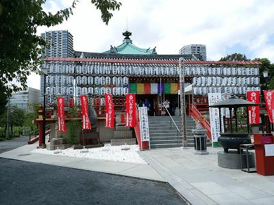 不忍池辯天堂(東叡山寛永寺)