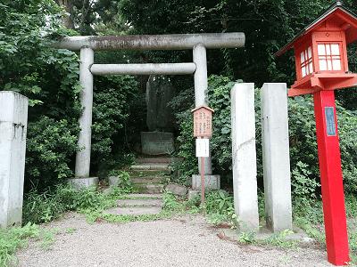 鷲宮神社(諏訪神社)