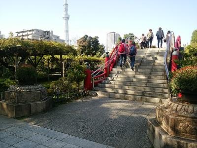 亀戸天神社の男橋