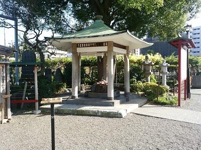 亀戸天神社の手水舎